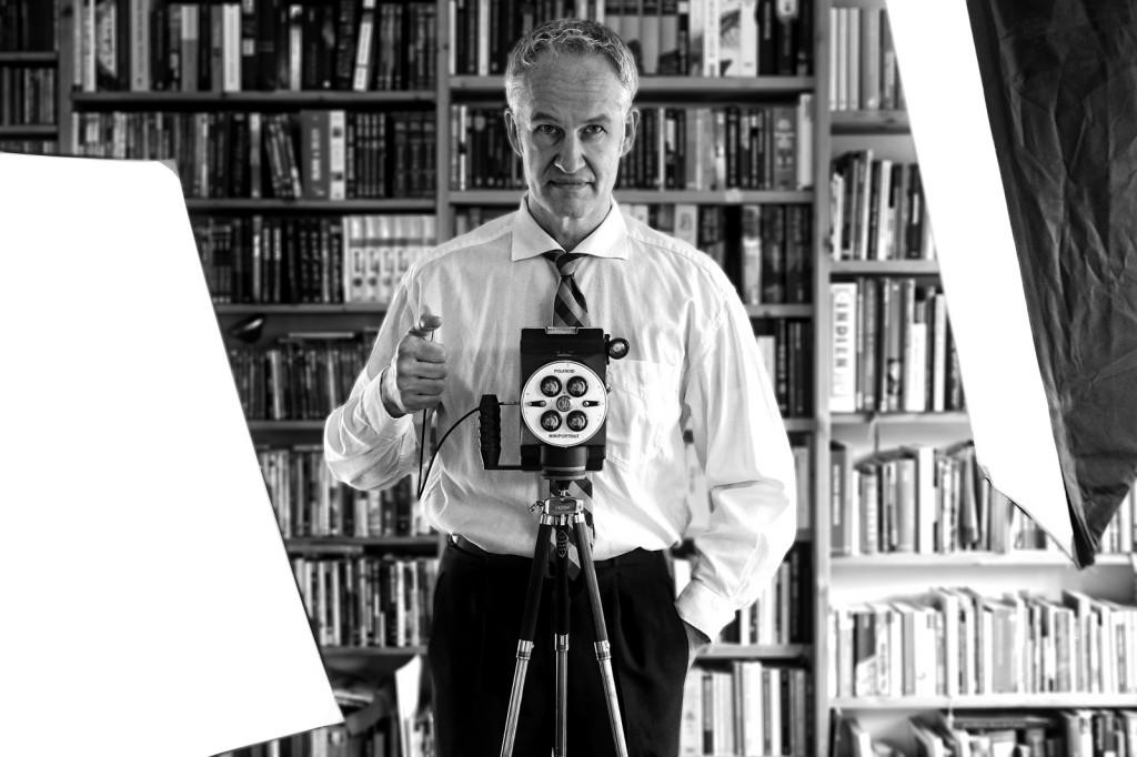 Jürgen Novotny (tribute to Irving Penn)