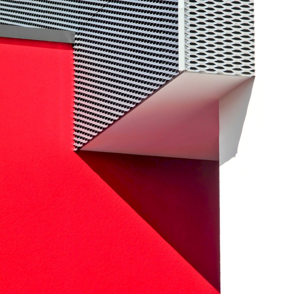 Red Corner by Jürgen Novotny