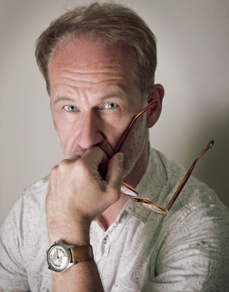 Jürgen Novotny (Selbstportrait 2017)