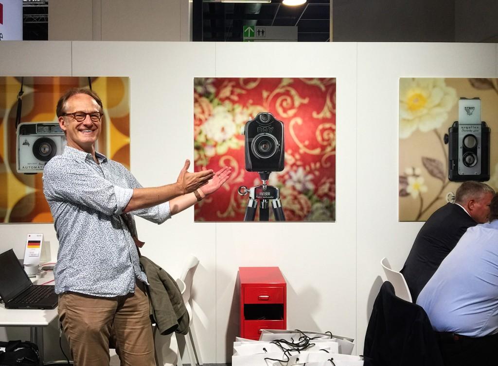 CameraSelfies auf der Photokina 2016